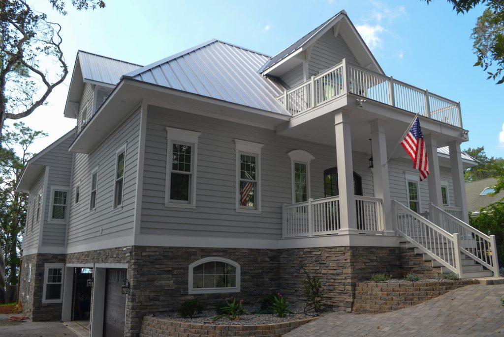 Saint Andrews Bay Home Panama City Architect