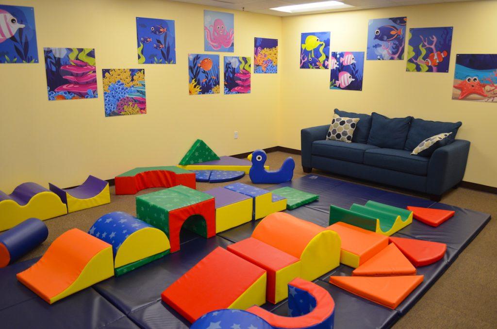 Nursery at First Baptist Church Lynn Haven