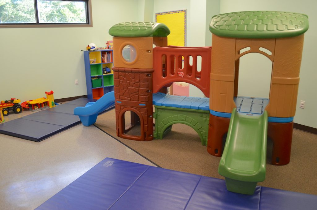 Playground at First Baptist Church Lynn Haven